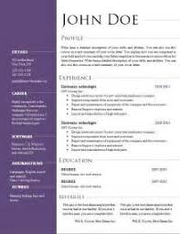 Libreoffice Resume Template Resume Templates In Libreoffice Templates Libreoffice Extensions