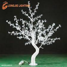 tree light small white transparent led tree buy