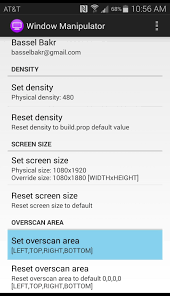 fit more content on your screen by changing the pixel density on