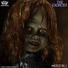mezco living dead dolls exorcist pre order mad about horror