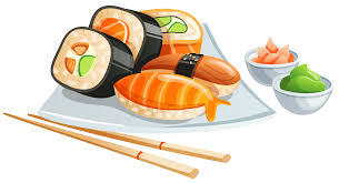 cuisine clipart free sushi cliparts free clip free clip on