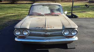 1964 chevy corvair 500 2 door garage find time capsule ready