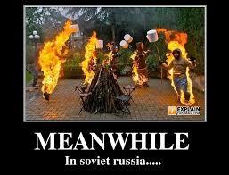In Soviet Russia Meme - in soviet russia by deathsoul darkwolf on deviantart