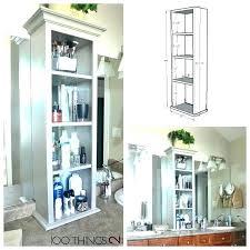Bathroom Tower Cabinet Bathroom Storage Tower Bathroom Tower Storage Precious Bathroom