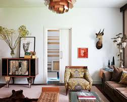60s Interior Vintage Madrid Villa With Influences From The 50s And 60s