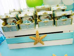 Treasure Chest Favors by 63 Best Water Theme Baby Shower Ideas Images On