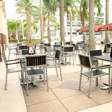 Outdoor Commercial Patio Furniture Outdoor Furniture For Commercial Contract Hospitality Spaces