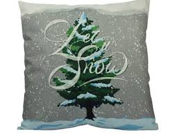 tree pillow etsy