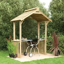 Grill Gazebo Shelter And Pergola Designs Shelterness - Backyard shelters designs