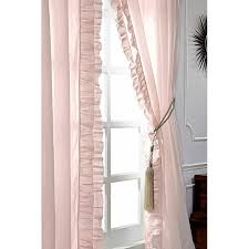 Petal Pink Curtains Linen Curtains Petal Pink Pair