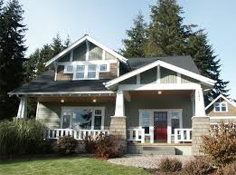 Small Bungalow Style House Plans by Craftman Bungalow Style House 1921 American Homes Beautiful
