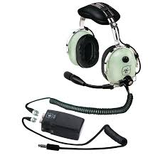 david clark h10 56 passive helicopter pilot headset with free