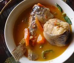 cuisine ivoirienne et africaine recette machoiron poisson d eau douce aux légumes le de