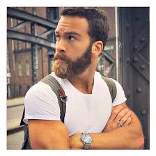 men haircut undercut or best thick beard styles how to grow a good