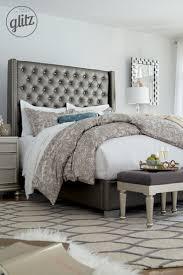 Upholstered Headboard Bedroom Sets Best 25 Ashley Furniture Bedroom Sets Ideas On Pinterest