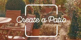 Homebase Patio Garden Patio Ideas U0026 Designs Garden Goals At Homebase Co Uk