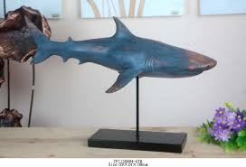 Shark Home Decor Shark Home Office Decoration Funcky Design Table Top Arts Decor