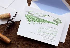 vineyard wedding invitations california vineyard wedding invitation wine country wedding