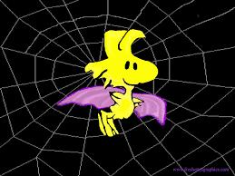graphic design halloween desktop background woodstock