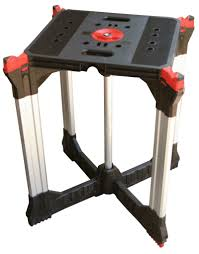 looking for a good folding table for mixer and fx racks harmony