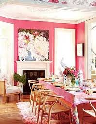 17 best pink images on pinterest home pink dining rooms and spaces