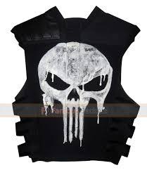 leather motorcycle jackets for sale punisher skull black motorcycle leather jacket