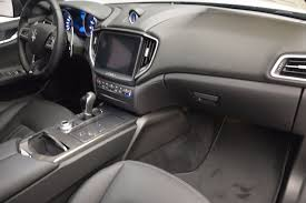 ghibli maserati 2017 2017 maserati ghibli sq4 stock m1816 for sale near greenwich ct