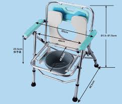 si es pliants portable pliant mobile toilette chaises chaise de bain petit pot