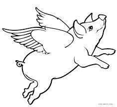 teacup pig coloring pages murderthestout