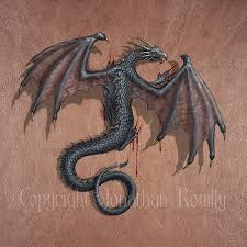 dragon on my skin by amorphisss deviantart com on deviantart