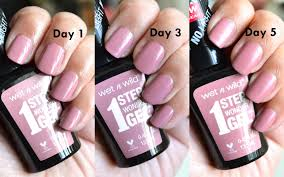 wet n wild 1 step wonder gel in stay classy review aquaheart