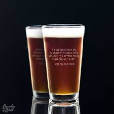 beer glass svg famous beer quotes personalized beer pint glasses