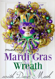 mardi gras tree decorations 14 mardi gras party ideas food decor printables tip junkie