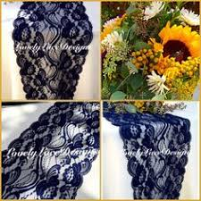 24 wide table runners lace table runner 21ft 30ft black 7 5in wide lace table runner