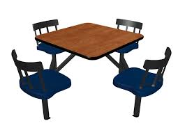 School Dining Room Furniture Furniture Industrial Lunchroom Collapsible Wall Table Lunch Room