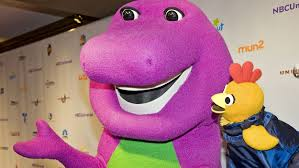 barney u0027 actor david joyner played purple dinosaur decade