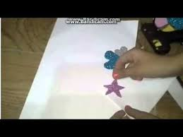 how to make a beautiful birthday card easy youtube