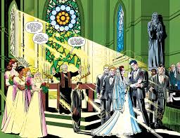 superman the wedding album superman the wedding album vol 1 1 dc database fandom powered