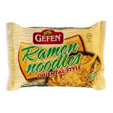 gefen noodles gefen ramen noodles style vegetable from market