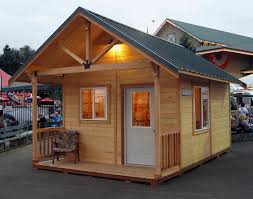 Mini Homes On Wheels For Sale by The Shed Option