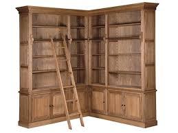 loft living furniture oak pine ash elm bookcases display cabinets