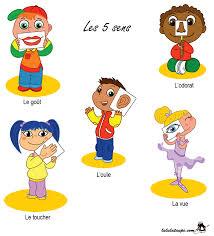 Les cinq sens  Lulu la taupe jeux gratuits pour enfants