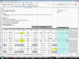Payroll Reconciliation Excel Template Free Audit Working Papers Audit Procedure For