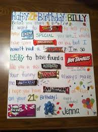 25 unique birthday candy grams ideas on pinterest candy cards
