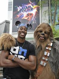 spirit halloween chewbacca photos celebs at disney theme parks