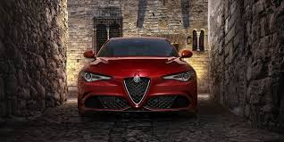 fiat la the stunning alfa romeo giulia quadrifoglio wows with