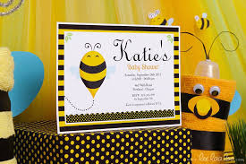 bee baby shower ideas bumble bee baby shower ideas