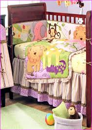 Zebra Print Crib Bedding Sets Sweet Baby Girl Bedding Sets Purple And Green Home Design Ideas