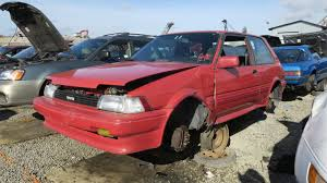 toyota california junked 1987 toyota corolla fx16 gt s photo gallery autoblog