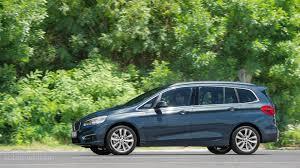bmw minivan 2015 2015 bmw 2 series gran tourer tested go big or go home